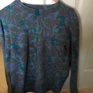 Vintage women's ACG Nike fleece pullover